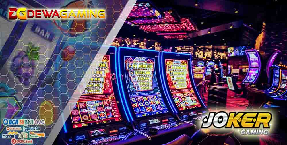 Game Slot Online Sensional Dari Joker Gaming